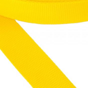 Ιμάντας συνθετικός κίτρινος 40mm