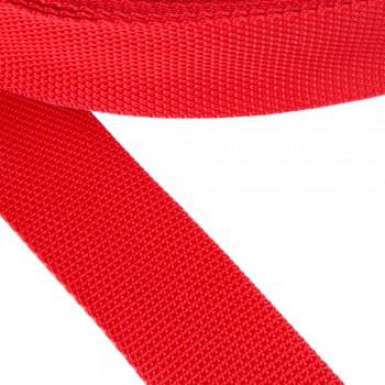 Ιμάντας συνθετικός κόκκινος 40mm