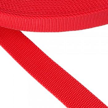 Ιμάντας μαλακός κόκκινος 30mm