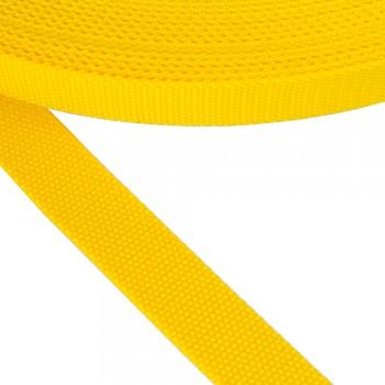 Ιμάντας μαλακός κίτρινος 25mm