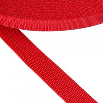 Ιμάντας μαλακός κόκκινος 25mm