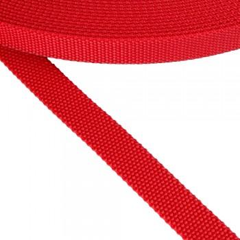 Ιμάντας μαλακός κόκκινος 20mm