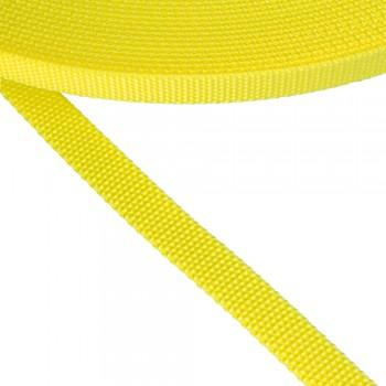 Ιμάντας μαλακός κίτρινος φωσφοριζέ 15mm