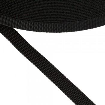 Ιμάντας μαλακός μαύρος 15mm