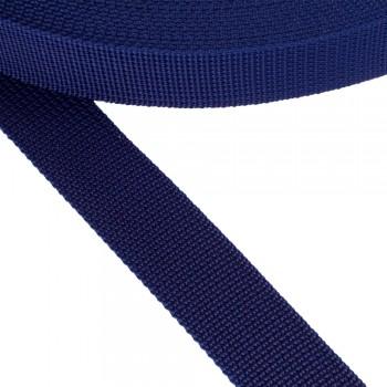 Ιμάντας σκληρός μπλε 30mm