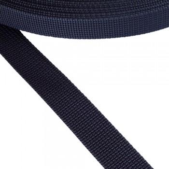 Ιμάντας σκληρός μπλε σκούρο 25mm