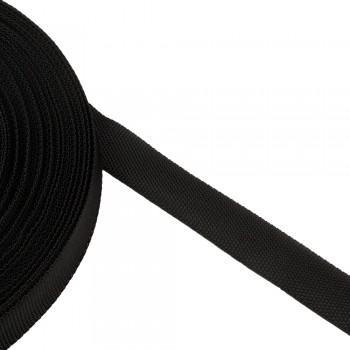 Ρέλι 22mm μαύρο