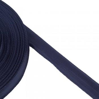 Ρέλι μπλε σκούρο μούλτι 25mm