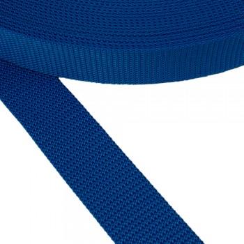 Ιμάντας ζώνης μπλε ηλεκτρίκ 40mm