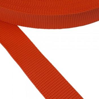Ιμάντας ζώνης πορτοκαλί 40mm