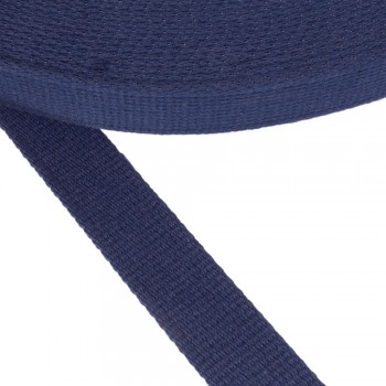Ιμάντας ζώνης μπλε 30mm