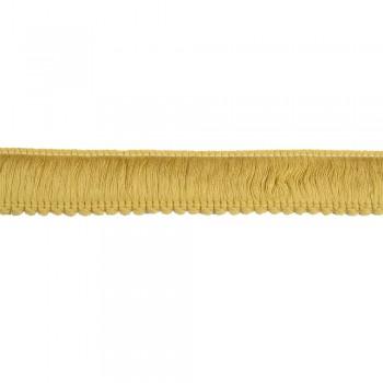 Κρόσσι μαραμπού κίτρινο 35mm