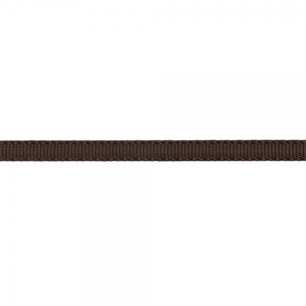 Κορδέλα σελιδοδείκτη καφέ 5mm