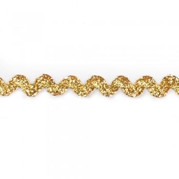 Ρικ Ρακ μεταλόνημα χρυσό
