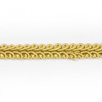 Τρέσα ρεγιόν χρυσή 10mm