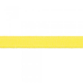 Λάστιχο πλακέ κίτρινο 10mm