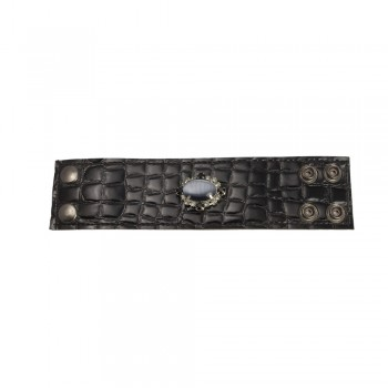 Περικάρπιο με μαύρη δερματίνη 55mm