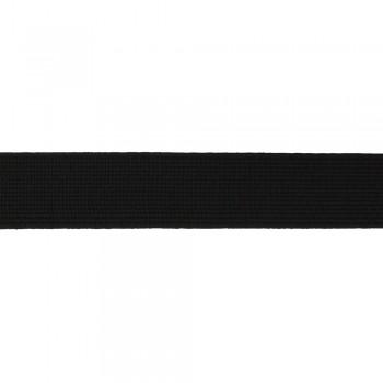 Λάστιχο καλτσοδέτα μαύρη 30mm