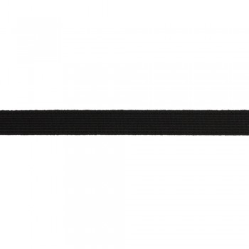 Λάστιχο καλτσοδέτα μαύρη 15mm