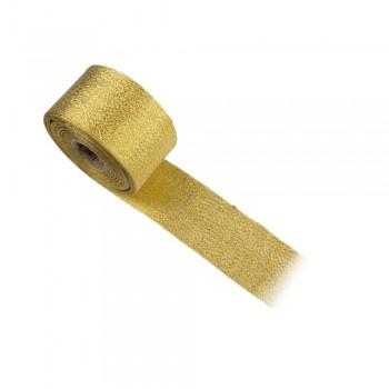 Κορδέλα συσκευασίας χρυσή 40mm