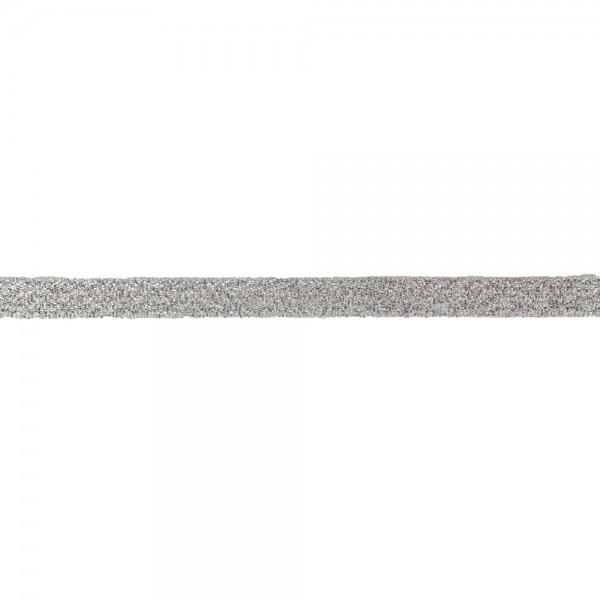 Κορδέλα συσκευασίας ασημί 10mm