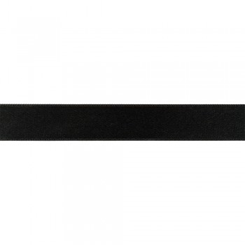 Κορδέλα συσκευασίας μαύρη 20mm