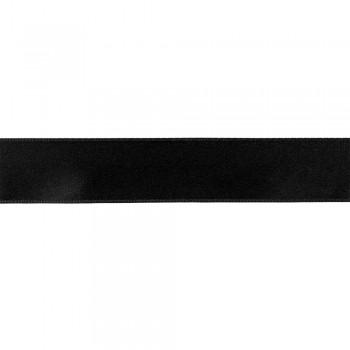 Κορδέλα συσκευασίας μαύρη 25mm
