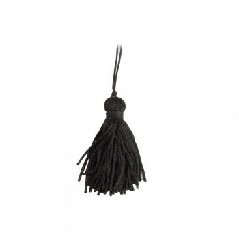 Φουντάκι απλό μαύρο