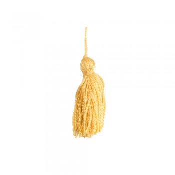 Φουντάκι απλό κίτρινο