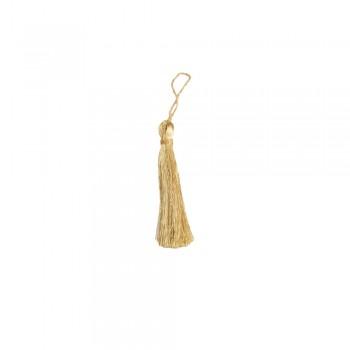 Φουντάκι χρυσό ανοιχτό δίχρωμο