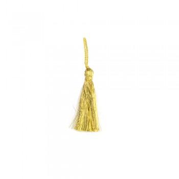 Φουντάκι χρυσό σκούρο 7cm