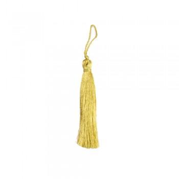 Φουντάκι χρυσό σκούρο 11cm