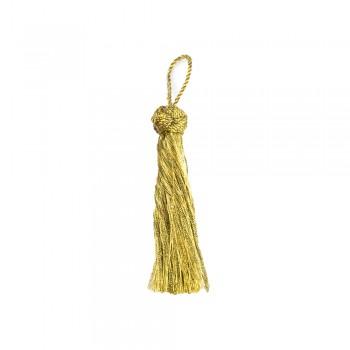 Φουντάκι καρυδόκομπος χρυσό διχρωμία