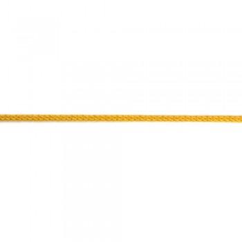 Κορδόνι μούλτι ναύλον μουσταρδί