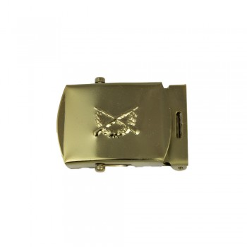 Αγκράφα πεζικού σώματος 45mm για ιμάντες φάρδους από 40mm.