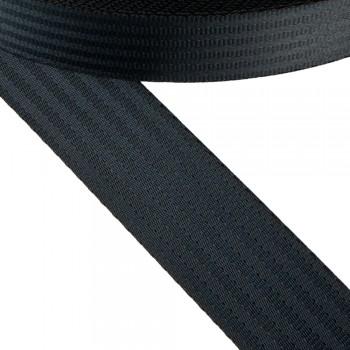 Ιμάντας ασφαλείας μαύρος 47mm