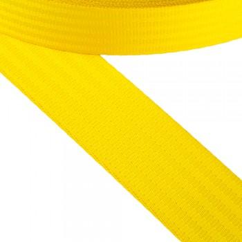 Ιμάντας ασφαλείας κίτρινος 47mm