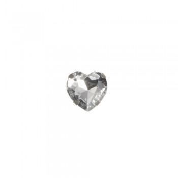 Πέτρα στρας σε σχήμα καρδιάς