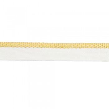 Φυτίλι κίτρινο σε λευκό βάση 14mm