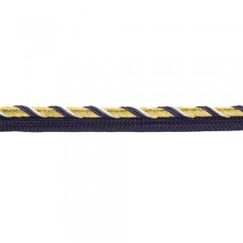 Φυτίλι χρυσό σε μπλε βάση 13mm