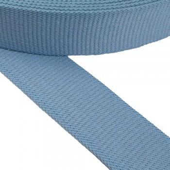 Ιμάντας ζώνης γαλάζιος 57mm