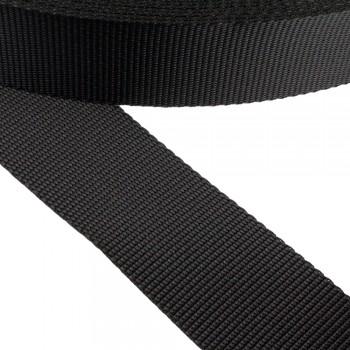Ιμάντας συνθετικός μαύρος 50mm