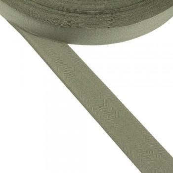 Φακαρόλα βαμβακερή χακί 30mm
