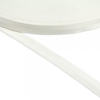 Ιμάντας ασφαλείας συνθετικός λευκός 20mm
