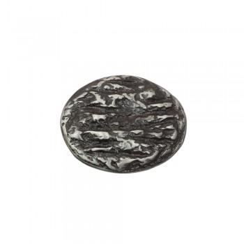 Αγκράφα σε μαύρο νίκελ 40mm