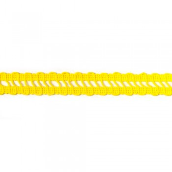 Δαντέλα κίτρινη
