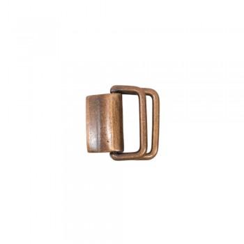 Αγκράφα χάλκινη 40mm