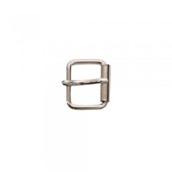 Αγκραφάκι Μεταλλικό Νίκελ 25mm