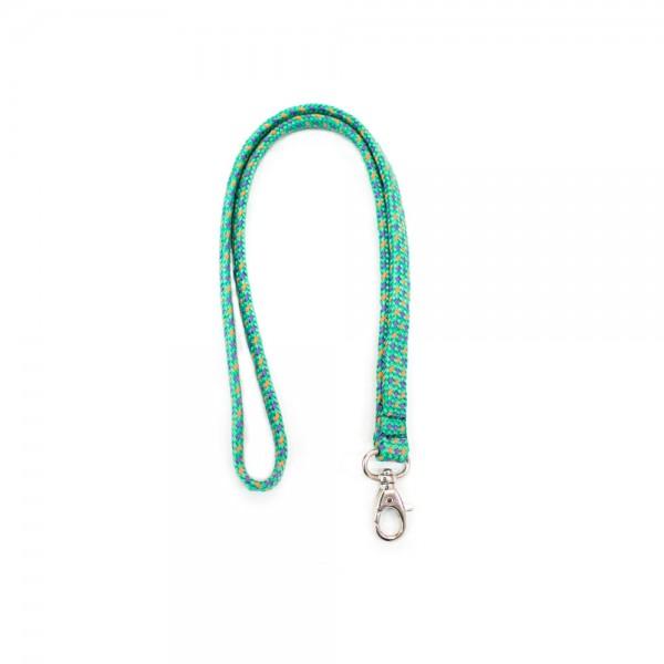 Μπρελόκ λαιμού για κλειδιά πράσινο