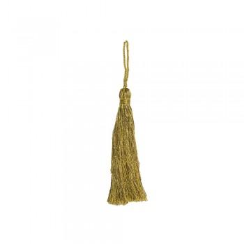 Φουντάκι χρυσό με διχρωμία